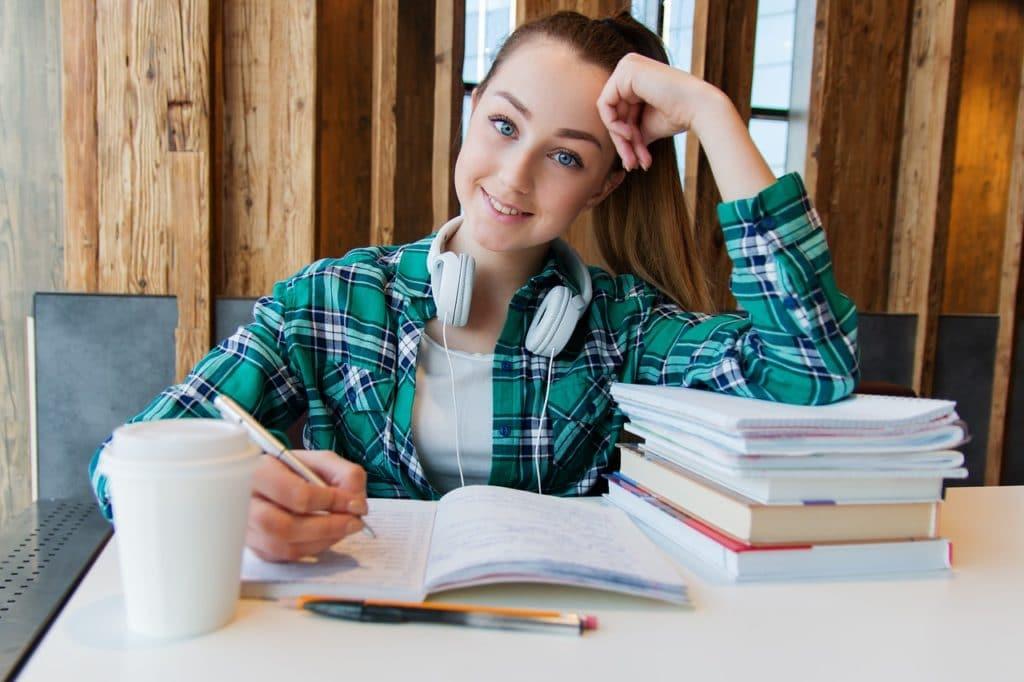 étudiante