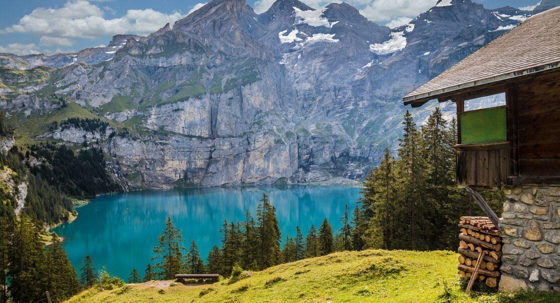 La Suisse, symbole de liberté