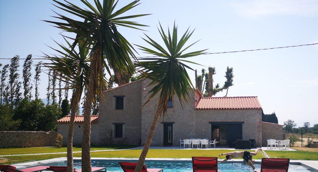 Mas Puig: passer les plus belles vacances dans un grand gîte de luxe