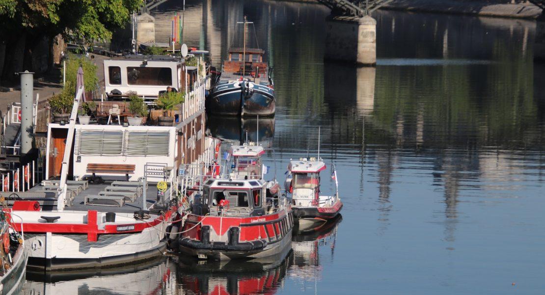 Croisières sur la Seine